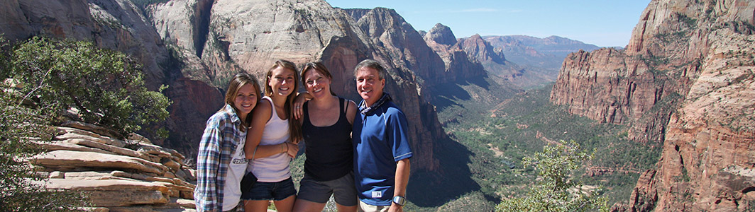 Family Breakaway Vacations Header